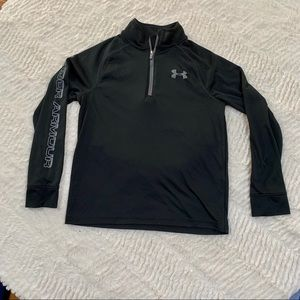 Under armor heat gear youth small